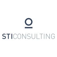 STI Consulting logo