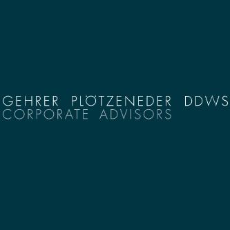 Gehrer Plötzeneder DDWS Corporate Advisors
