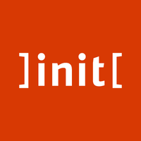 ]init[ - Services for the eSociety logo
