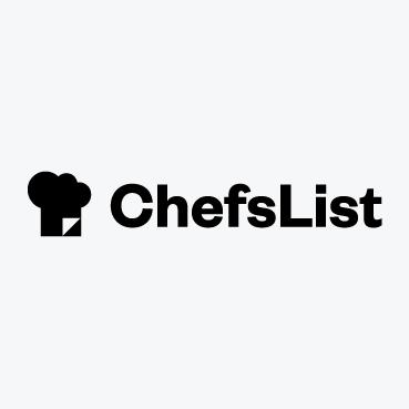 ChefsList GmbH logo